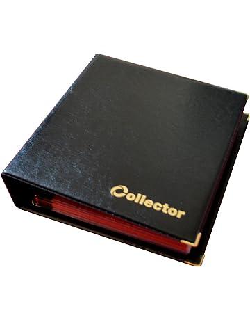e0e376c41f COLLECTOR Album di MONETE da Collezione, per monete di varie dimensioni -  con diverse pagine