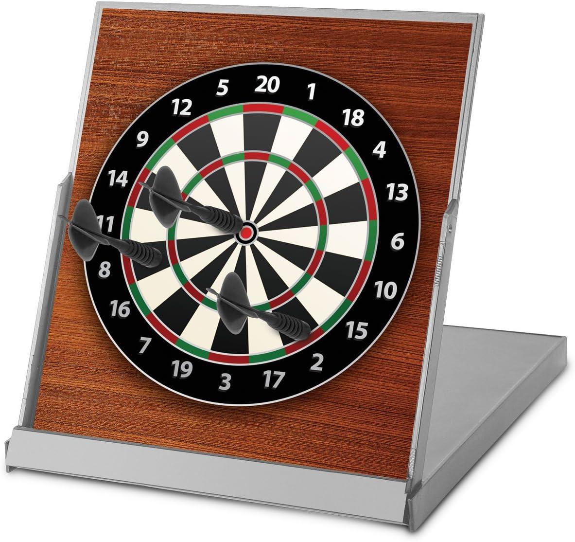 Meridian Point Desktop Miniature Dartboard Game