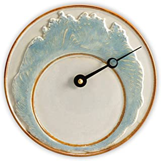 product image for Georgetown Pottery Tide Clock - Ivory Wave