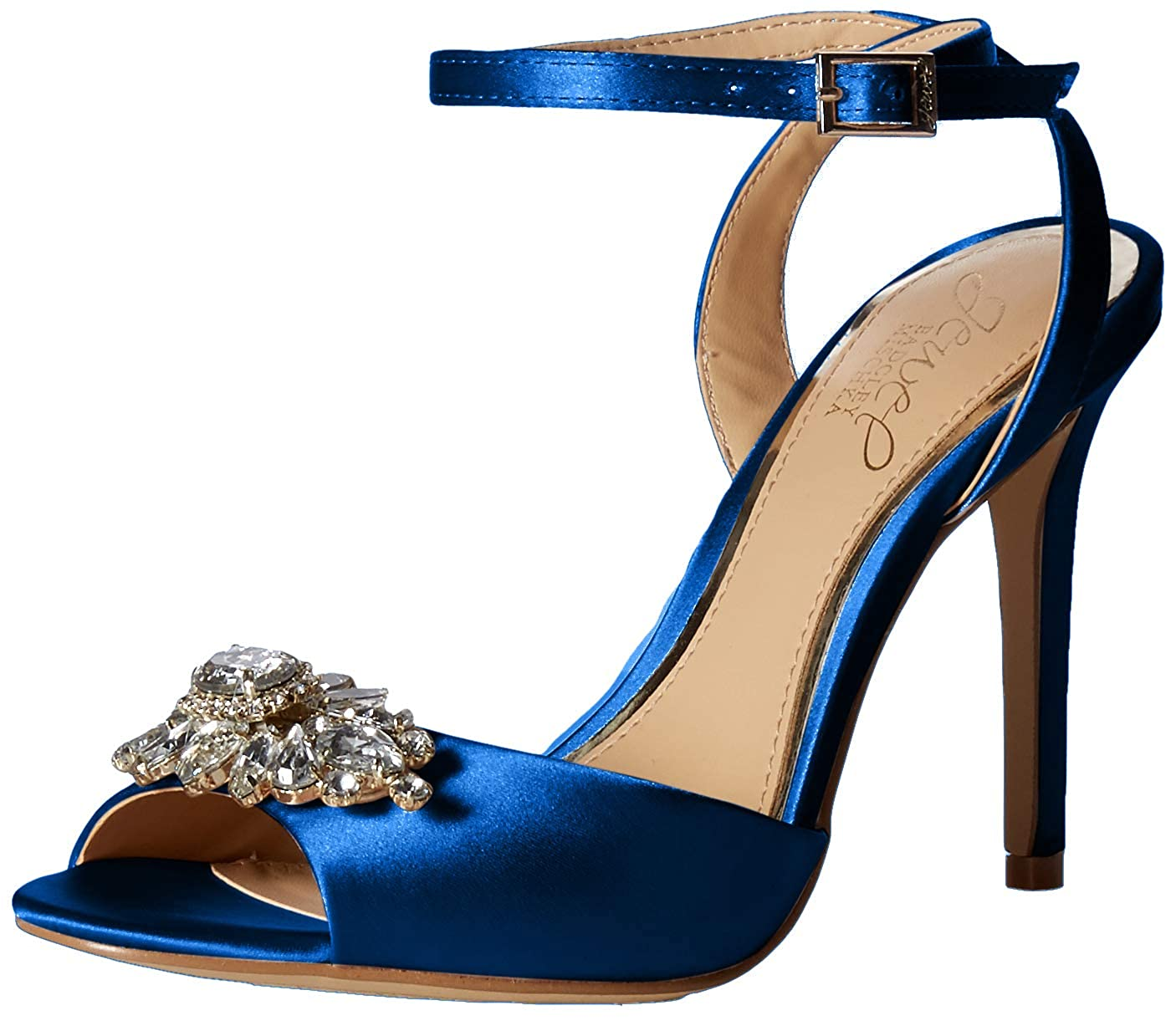 bluee Badgley Mischka Womens Hayden Espadrille Sandal