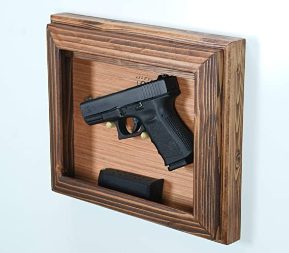 Concealment picture frame