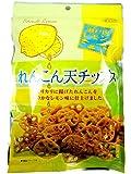 瀬戸内レモン味 れんこん天チップス 60g