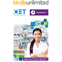 OET Pharmacy: Official OET Practice Book 1 (English Edition)