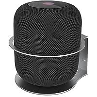 AONCO Aluminum Wall Mount Holder Stand Bracket for Apple HomePod Speaker (Silver)