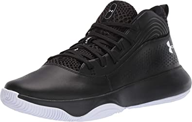 Under Armour Mens Lockdown 4 Basketball Shoe