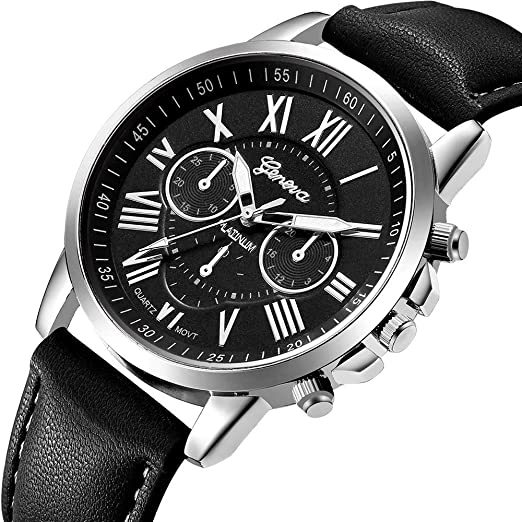 Watches for Men DYTA Luxunry Watches Stainless Steel Cases Casual Wrist Watches on Sport Analog Quartz