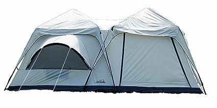 Texsport Twin Peaks Two-Room Cabin/Screen Tent  sc 1 st  Amazon.com & Amazon.com : Texsport Twin Peaks Two-Room Cabin/Screen Tent : Family ...