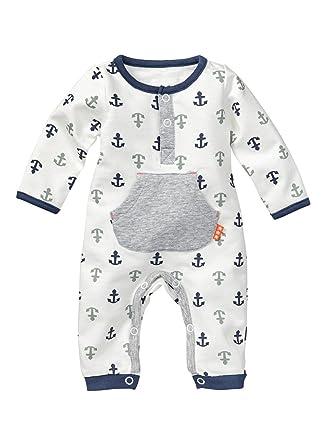 Hema - Pelele - para bebé niño blanco blanco: Amazon.es: Ropa y ...