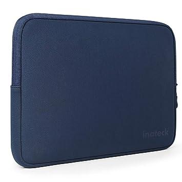 Inateck Funda para Ordenadores portátiles Blanda Bolso de la Cubierta para laptops el 14, DELL/Thinkpad/Acer/ASUS/HP/Lenovo/Samsung/Sony, Bolsa de ...