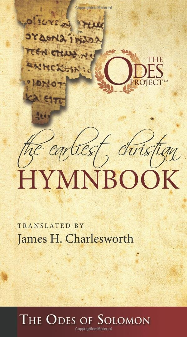 Download The Earliest Christian Hymnbook: The Odes of Solomon pdf epub