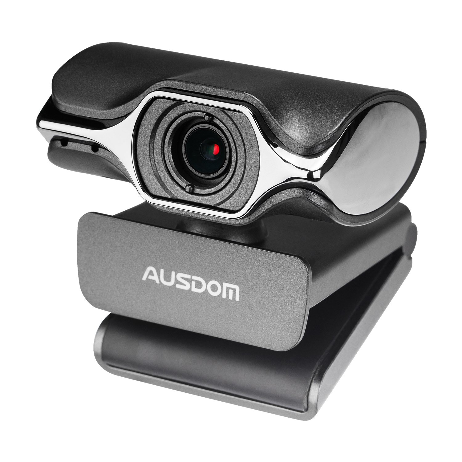 Webcam Full HD 1080P OBS Live Streaming Camera Computer Video Calling Recording PC Web Camera Built-in Microphone YouTube Twitch