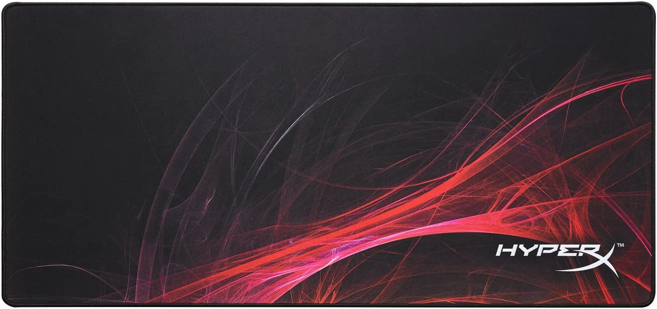 HyperX Fury S - Pro Gaming Mouse Pad - Speed Edition, X-Large