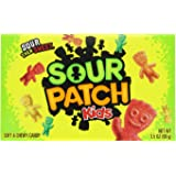 Sour Patch Kids Box, 3.5-Ounce Boxes (Pack of 12)