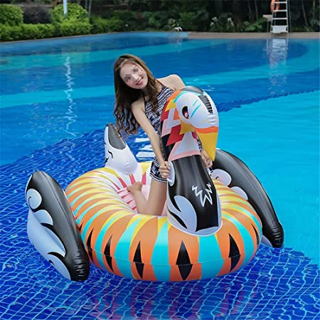 Zhicaikeji-Swimming Fila Flotante Inflable Inflable Flotante Toy ...