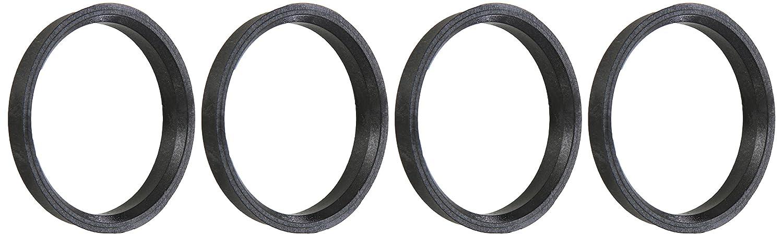 Enkei (AHR726415P) Hub Ring, Pack of 4, 72.62 OD x 64.15 ID