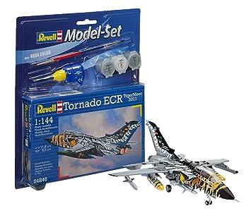 Revell - Maqueta modelo set Tornado ECR TigerMeet, escala 1 ...