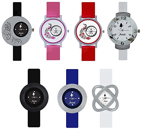 PK-PM-4 Womens watch with combo Free offer Branded Watches  Amazon.in   Watches 35c03f240