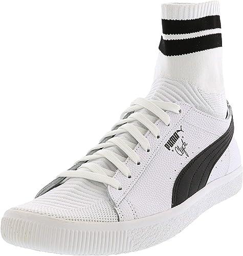 puma scarpe bianco nero