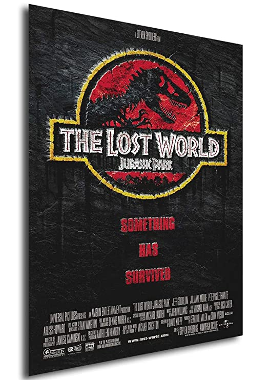 Instabuy Posters Poster - The Lost World - Jurassic Park ...