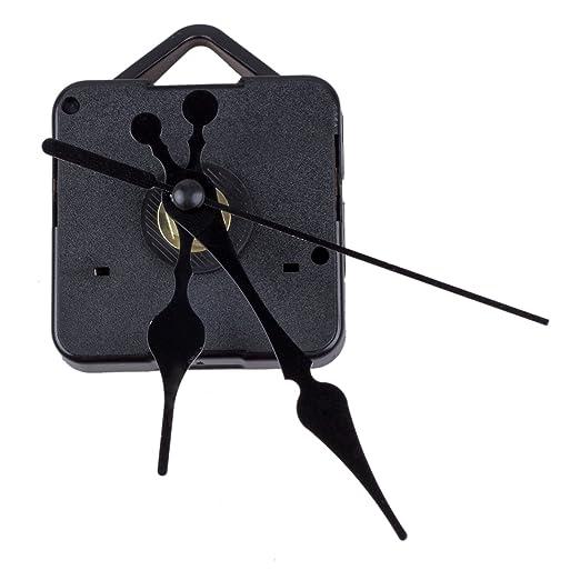 164 opinioni per SODIAL(R) Movimento + Lancette Nero da Ricambio Orologio Tavolo Parete Accessori