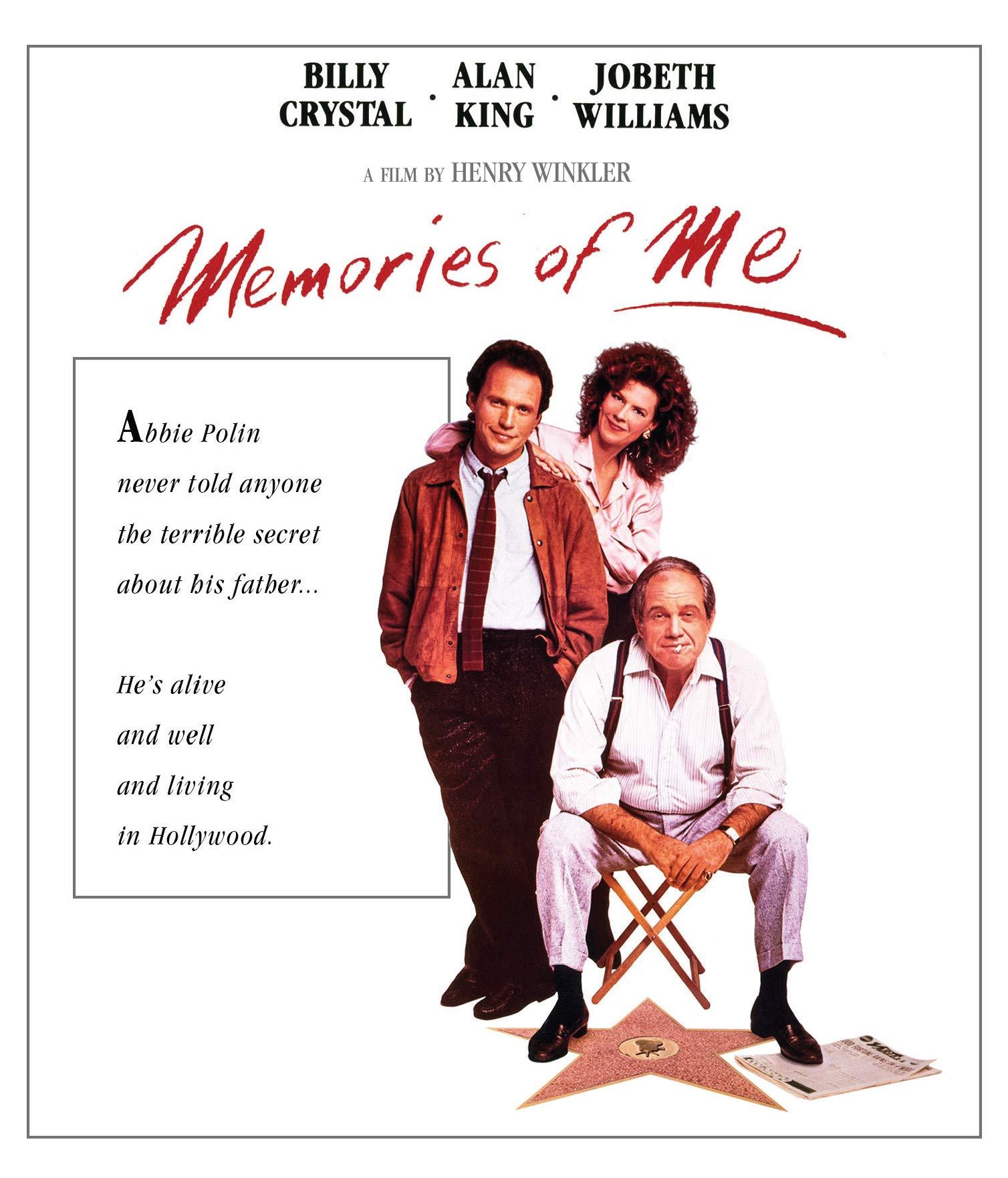 Blu-ray : Memories Of Me (Blu-ray)