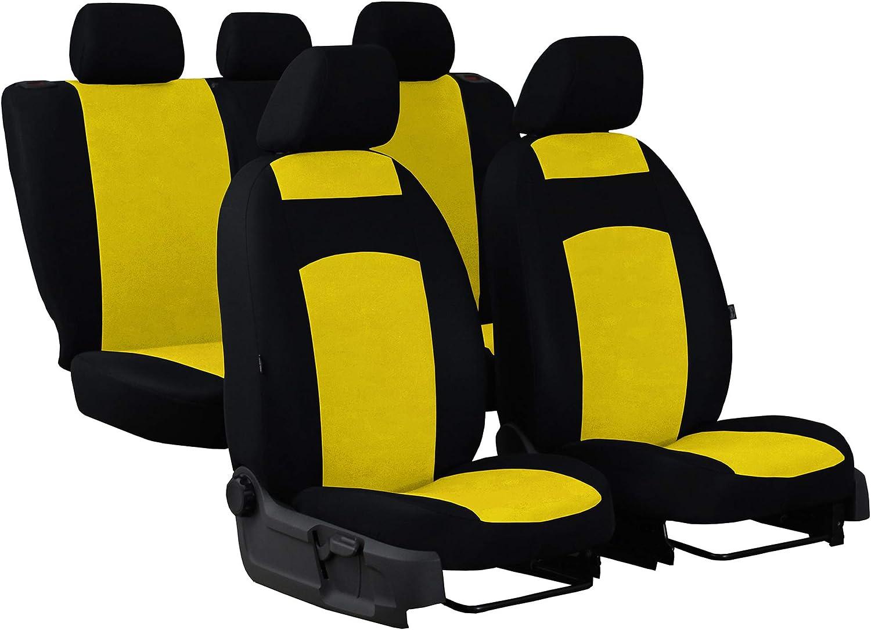 POK-TER Sitzbez/üge Universal Schonbez/üge kompatibel mit OPEL Corsa B