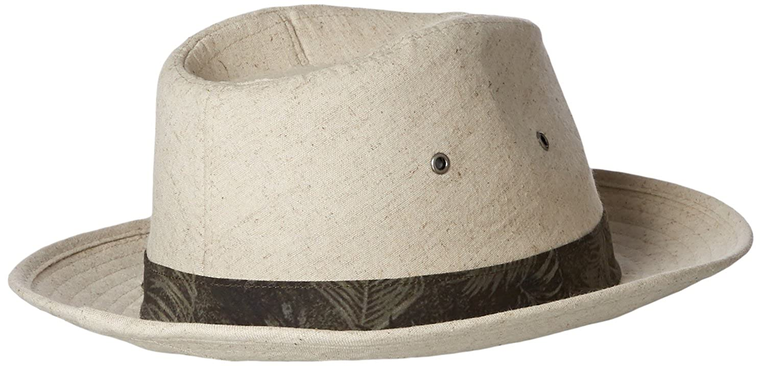 Original Penguin Mens Linen Fedora