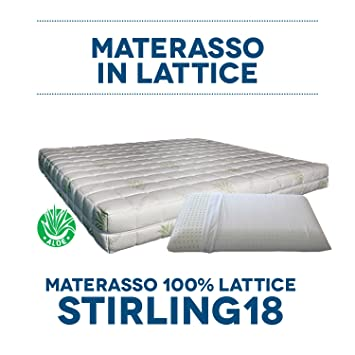 Queens Bed Látex 18 – látex 100% Natural a 7 Zonas differenziate