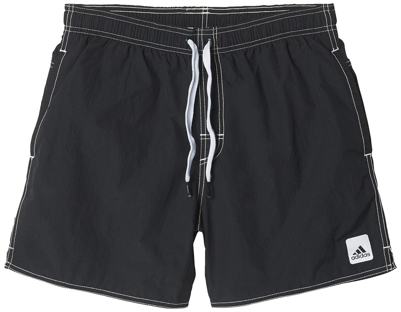 Amazon.com: adidas Performance Mens Solid Swimming Shorts - Black - XS:  Sports & Outdoors