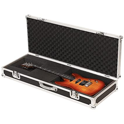 Rock Case Flightcase rc10806b – Flightcase para guitarra eléctrica
