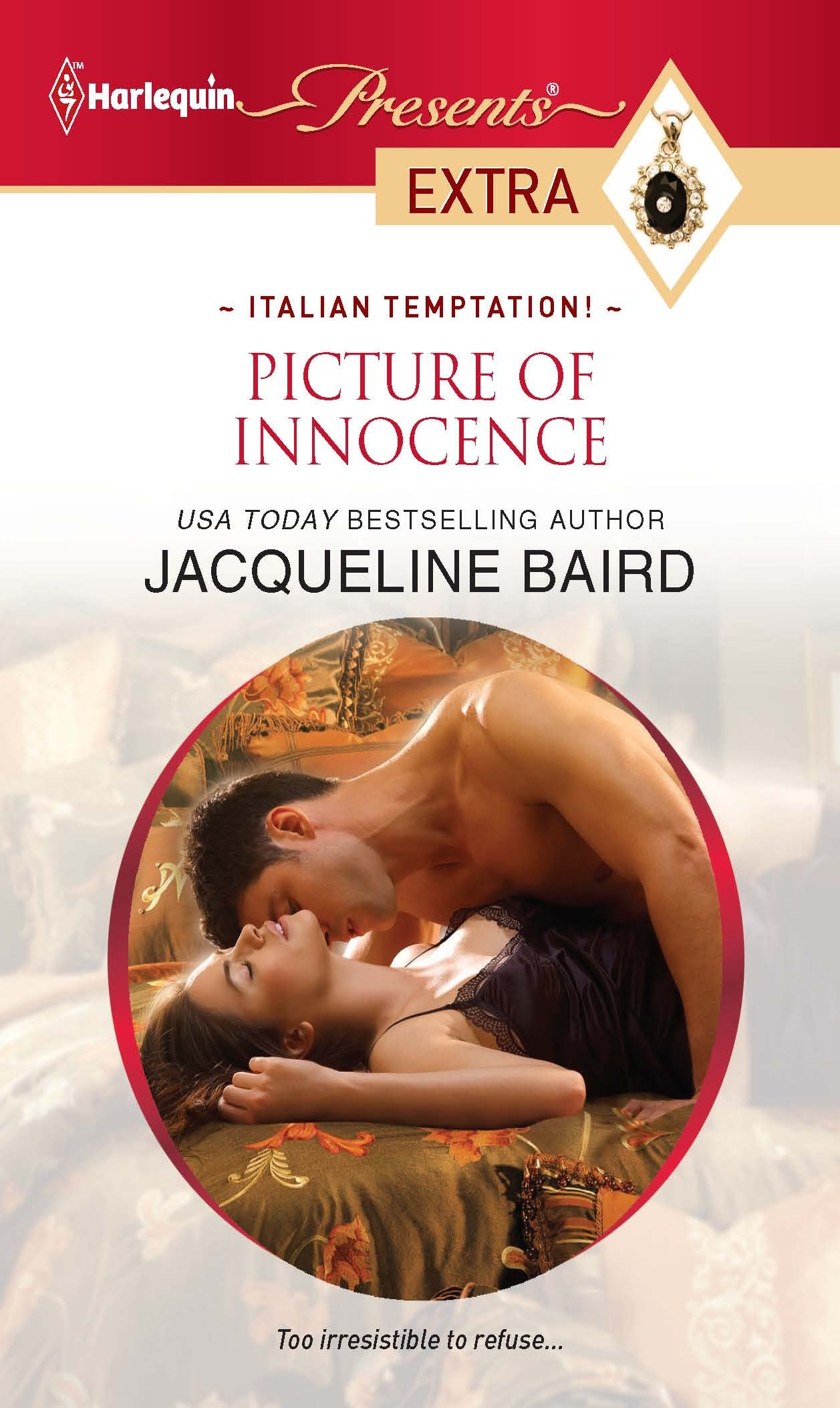 Picture of Innocence: Jacqueline Baird: 9780373528097 ...