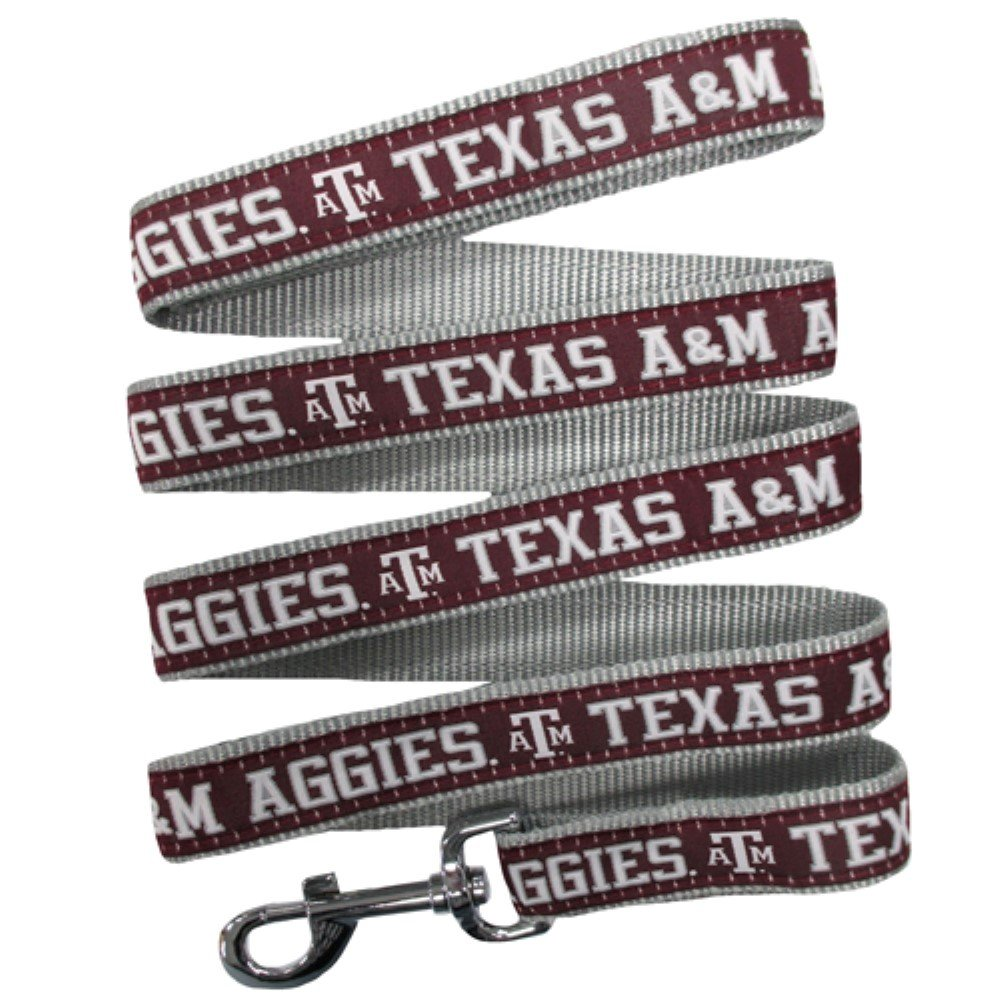 NCAA Texas A&M Aggies Premium Large Dog Leash
