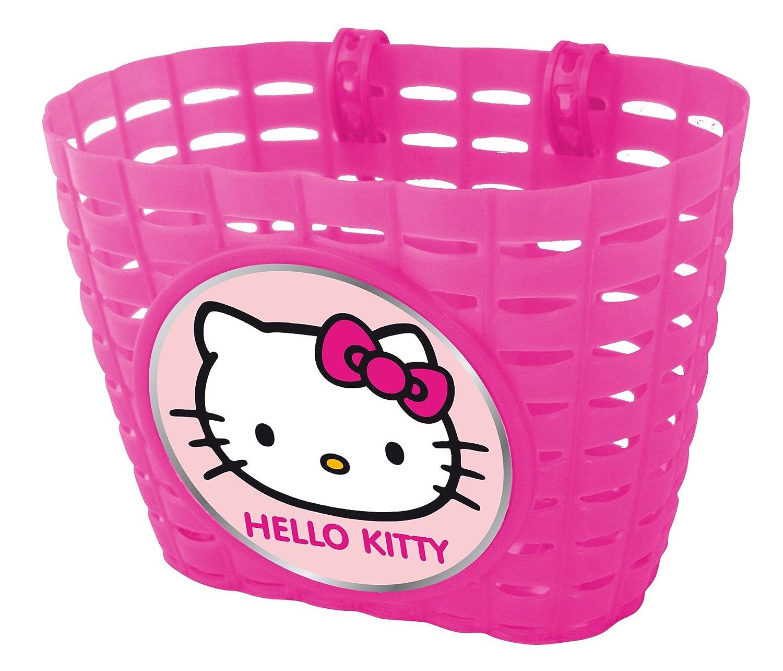 Hello Kitty -  Fahrradkorb