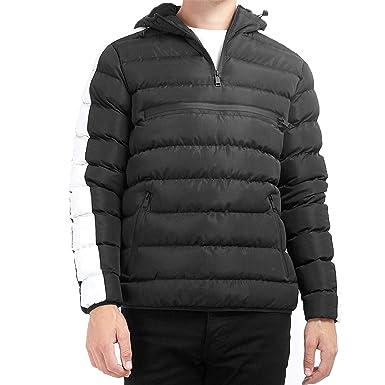 Vêtements Blouson Brave Noir Et Large Soul Homme BXf5fqC