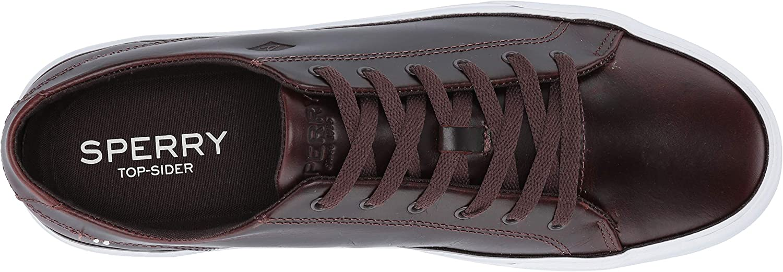 sperry men's striper ii ltt leather sneaker