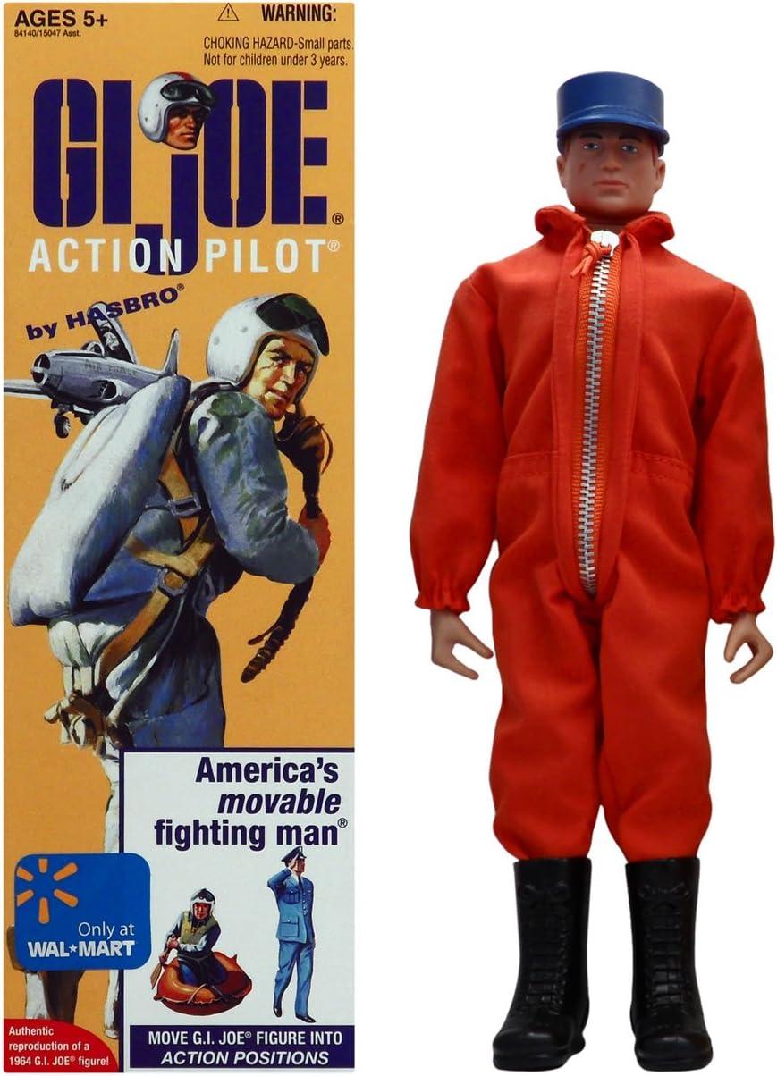 """12"""" GI Joe ACTION PILOT - 1960's Reproduction Action Figure 71gk8PRr6dL"""