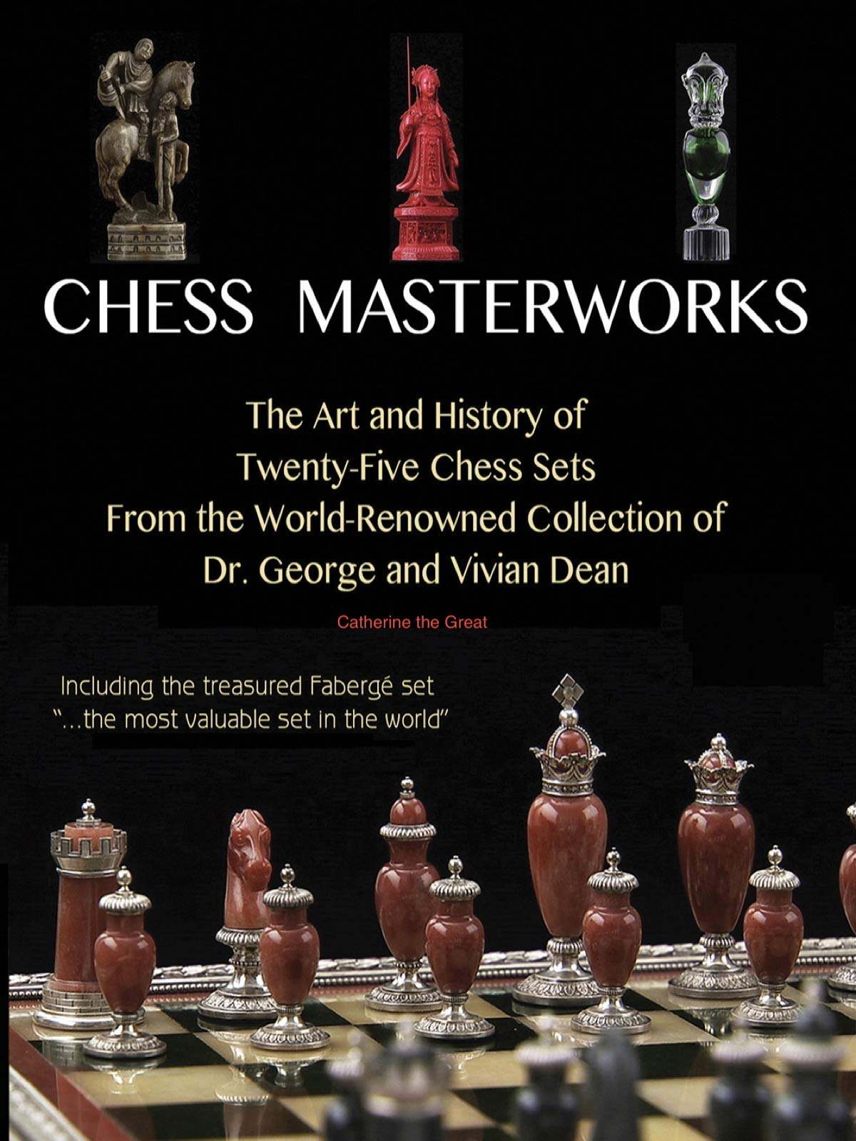 Chess Masterworks: Catherine the Great