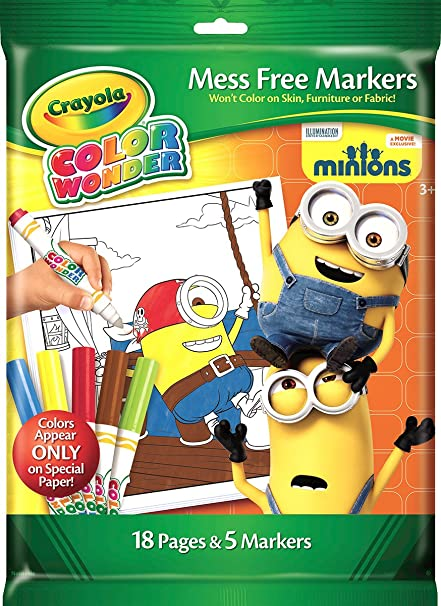 Crayola Color Wonder OW Markers