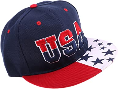 Baoblaze Gorra de Béisbol Occidental Estilo Hip Hop Snapback ...