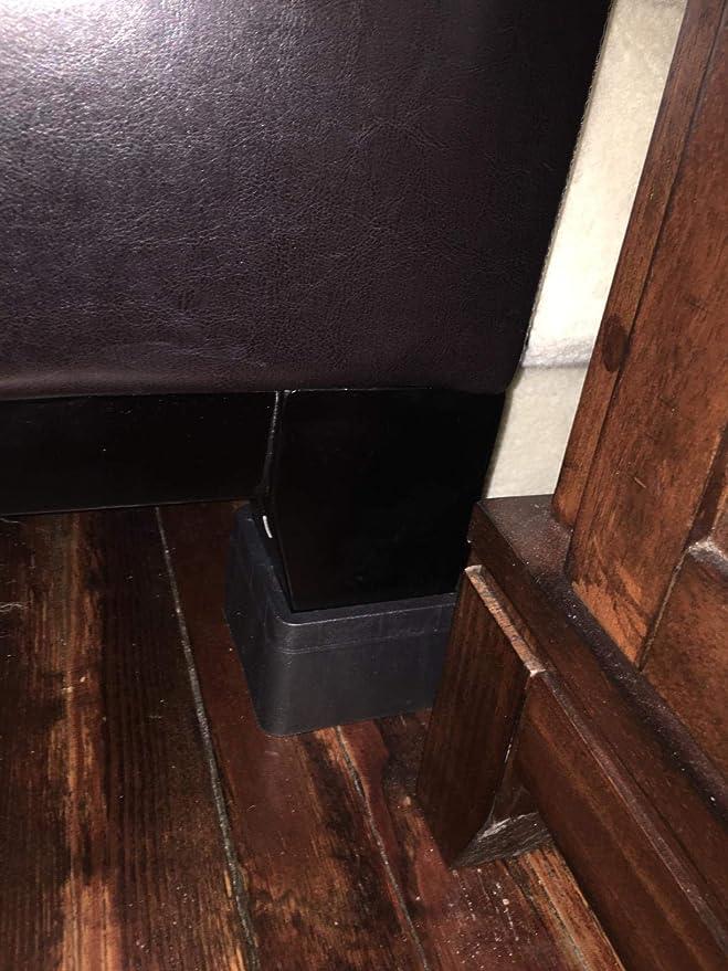 Amazon.com: Aspeike elevadores de cama y muebles de 3 o 6 ...
