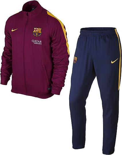 Desconocido Nike FC Barcelona Revolution Woven - Chándal para ...