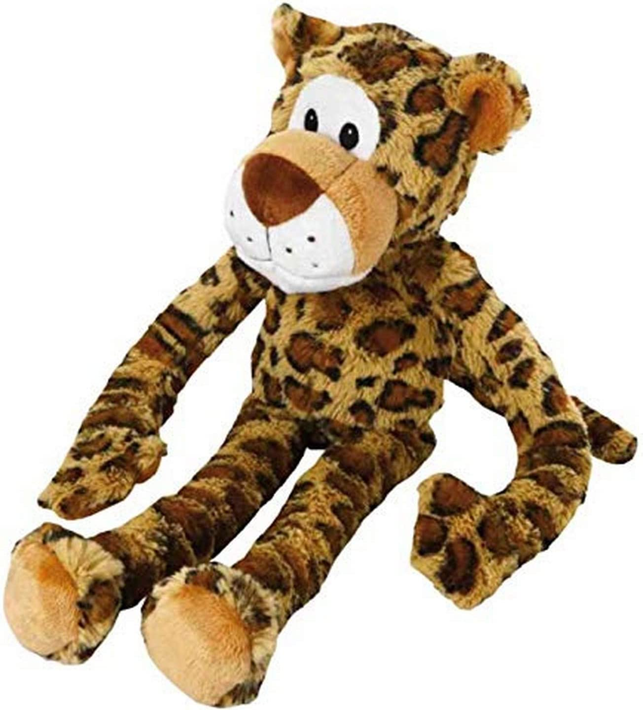 Pet Supplies : Pet Squeak Toys : Multipet Swingin 19-Inch Large Plush Dog Toy with Extra Long Arms and Legs with Squeakers :