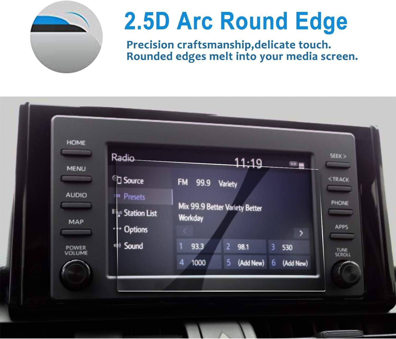 LFOTPP Film de Protection d/écran en Verre tremp/é pour Toyota Toyota Corolla E210-9H