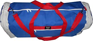 product image for BAGS USA Tennis Gear Bag Ex Large Main Compartment Holds Several Racquets,Straight Opening 2 End Compartment