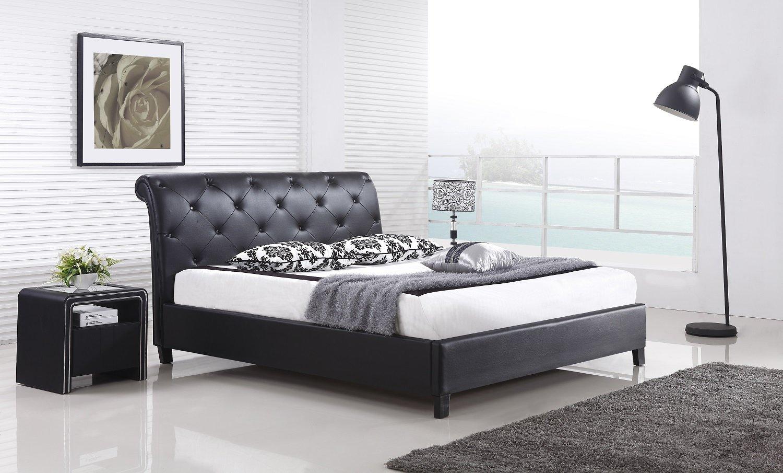 i-flair Designer Bett Barock Modern #78 Doppelbett (160cm x 200cm ...