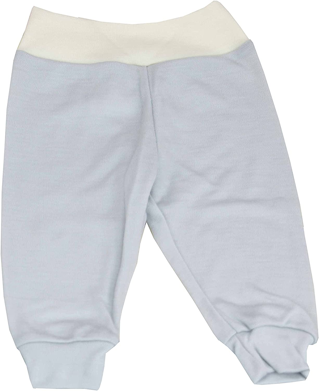 GREEN ROSE Pants for Kids Baby Boy Girl Unisex Trousers 0-24 Month 100/% Natural Merino Wool