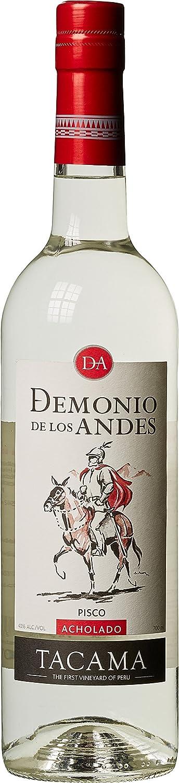 Pisco Demonio de los Andes