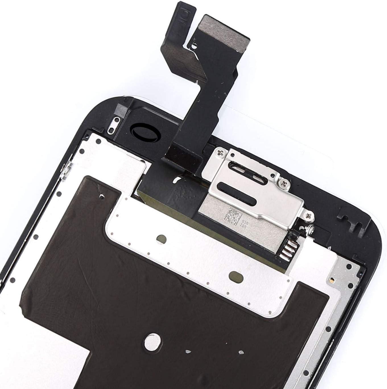 Tapis de Rep/érage Magnetique et Outils Trop Saint/® /Écran pour iPhone 5 Blanc Kit de R/éparation Complet avec Notice