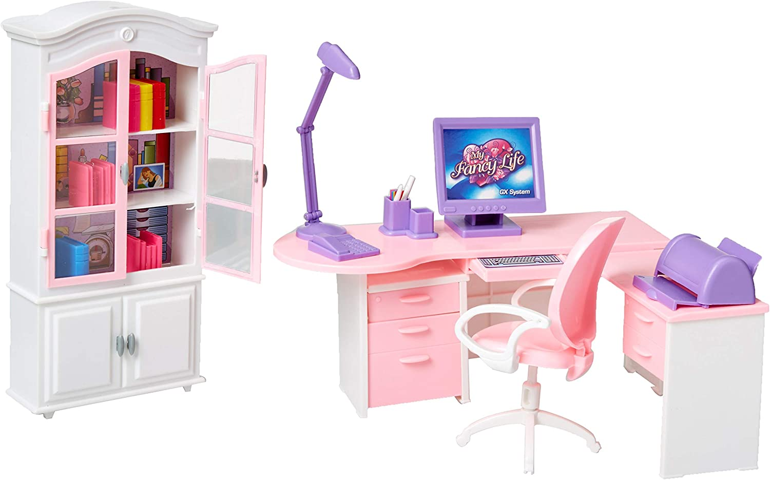 Irra Bay Dollhouse Furniture (Home Office)