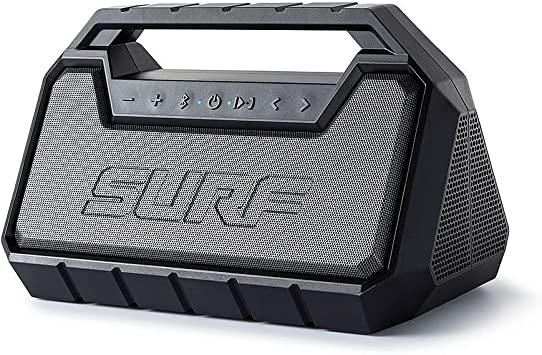 ION-SURF-isp10 Floating Waterproof Stereo Boombox